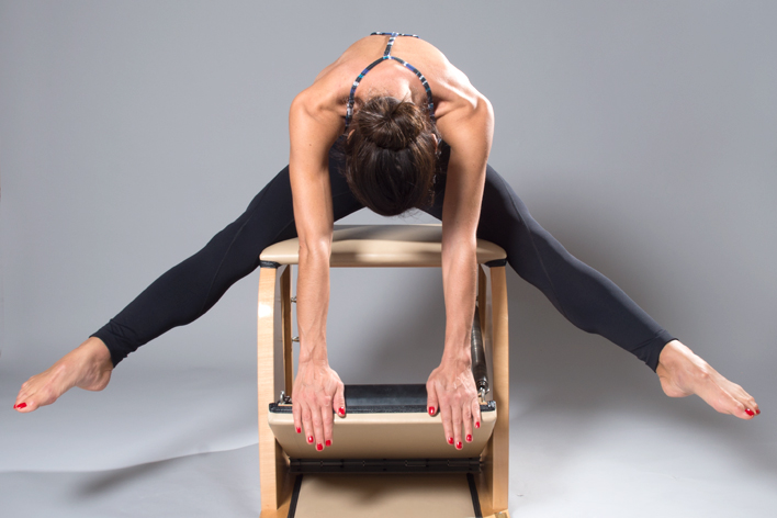 cours de pilates à Paris : chair